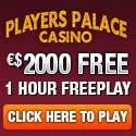 player palace bonus